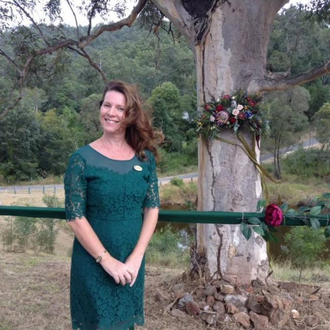 Cheryl Landsberry - Redlands Marriage Celebrant